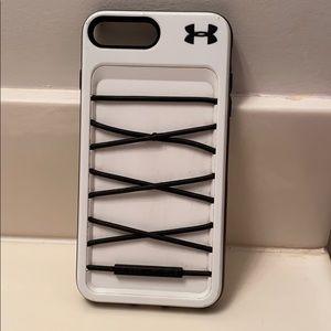 Under Armor IPhone 8+ Wallet Phone Case